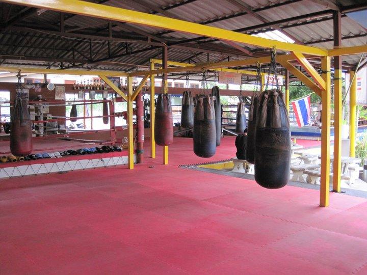 muay thai gym opening santai muay thai gym