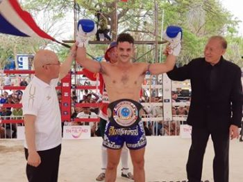 Hat-trick for the Spanish fighters in Ayutthaya  - Santai Muay Thai