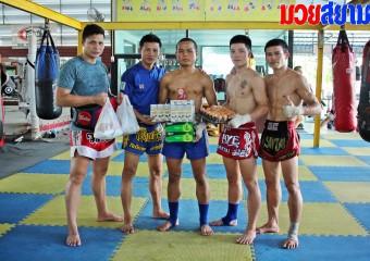 Santai News - Santai Muay Thai Gym Chiang Mai